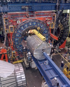 CDF assembly at Fermilab
