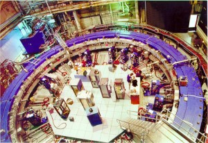g-2 experiment at Brookhaven National Laboratory / BNL