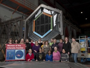 Women of the Intensity Frontier unite at Fermilab