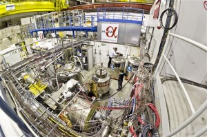 ALPHA experiment at CERN