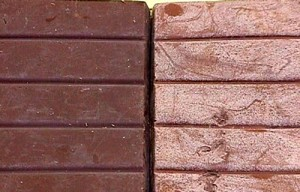 Food scientists used an accelerator-based light source to determine how to avoid the white powder than can form on chocolate known as fat bloom.