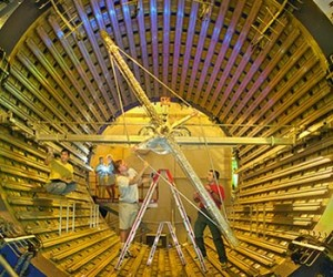 The STAR Detector. Image courtesy of Brookhaven National Laboratory.