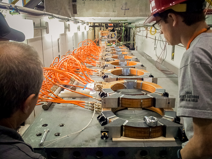 Image: ANITA accelerator
