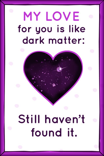 Illustration of AntiValentine-DarkMatter