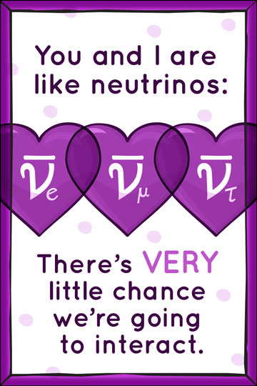 Illustration of AntiValentine-Neutrino