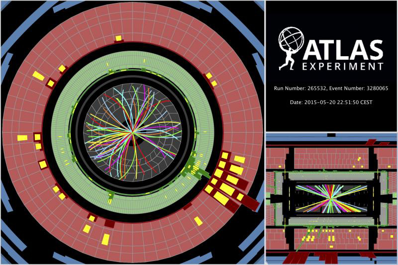 Image of ATLAS 13 TeV