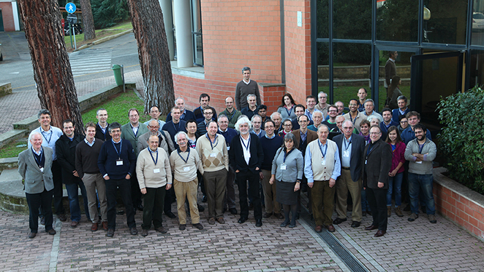 Image: BaBar Collaboration meeting 2013