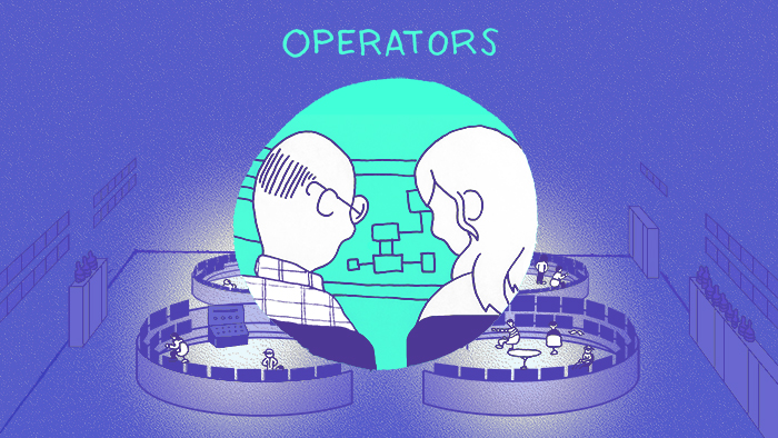 Illustration of CCC Operators