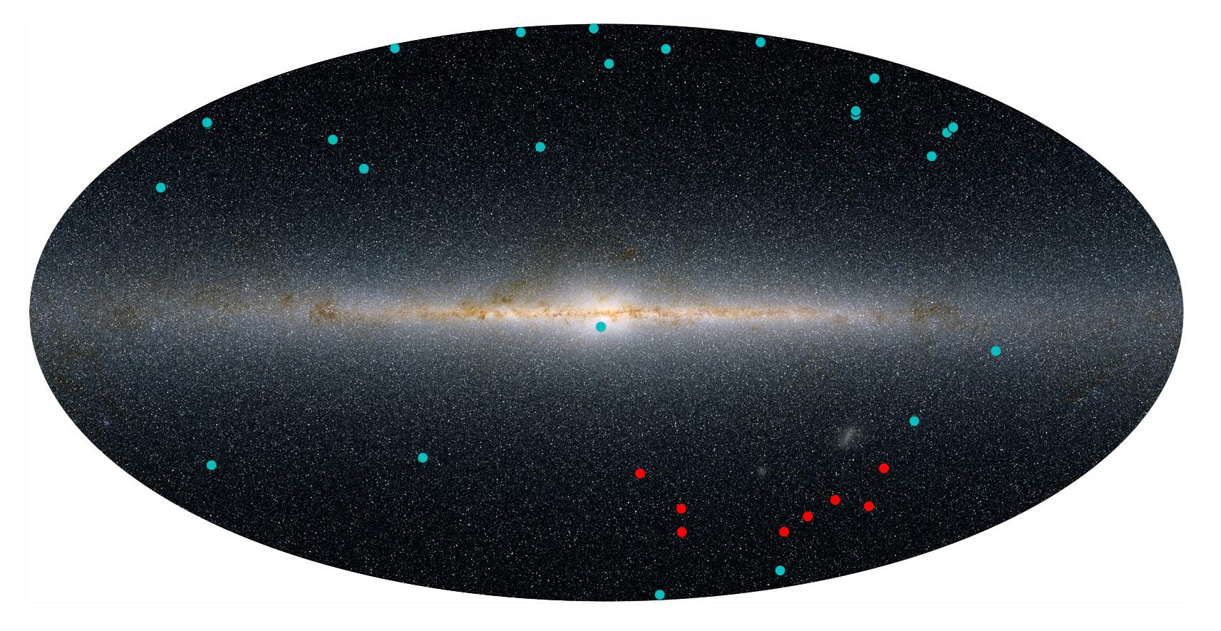 Image: Dwarf galaxies 2