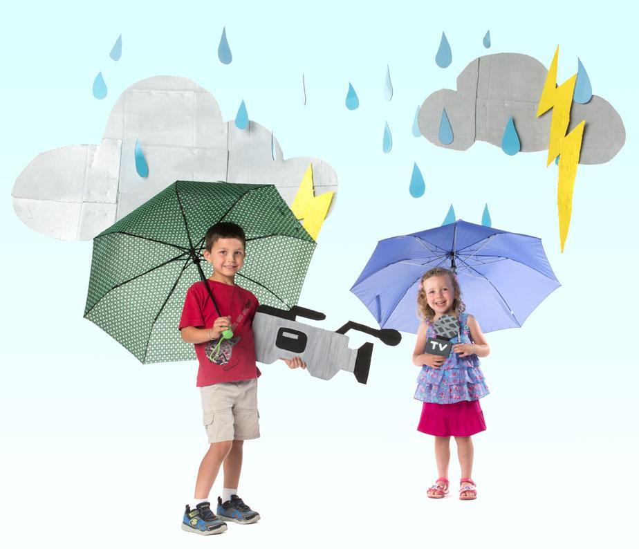 Feature: Detectors Rain