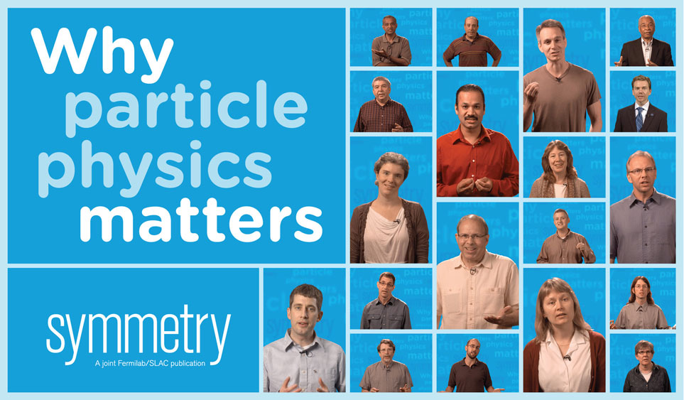 Feature: Why Particle Physics Matters 2