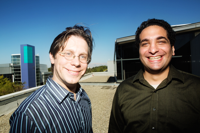 Photo of Google Employees
