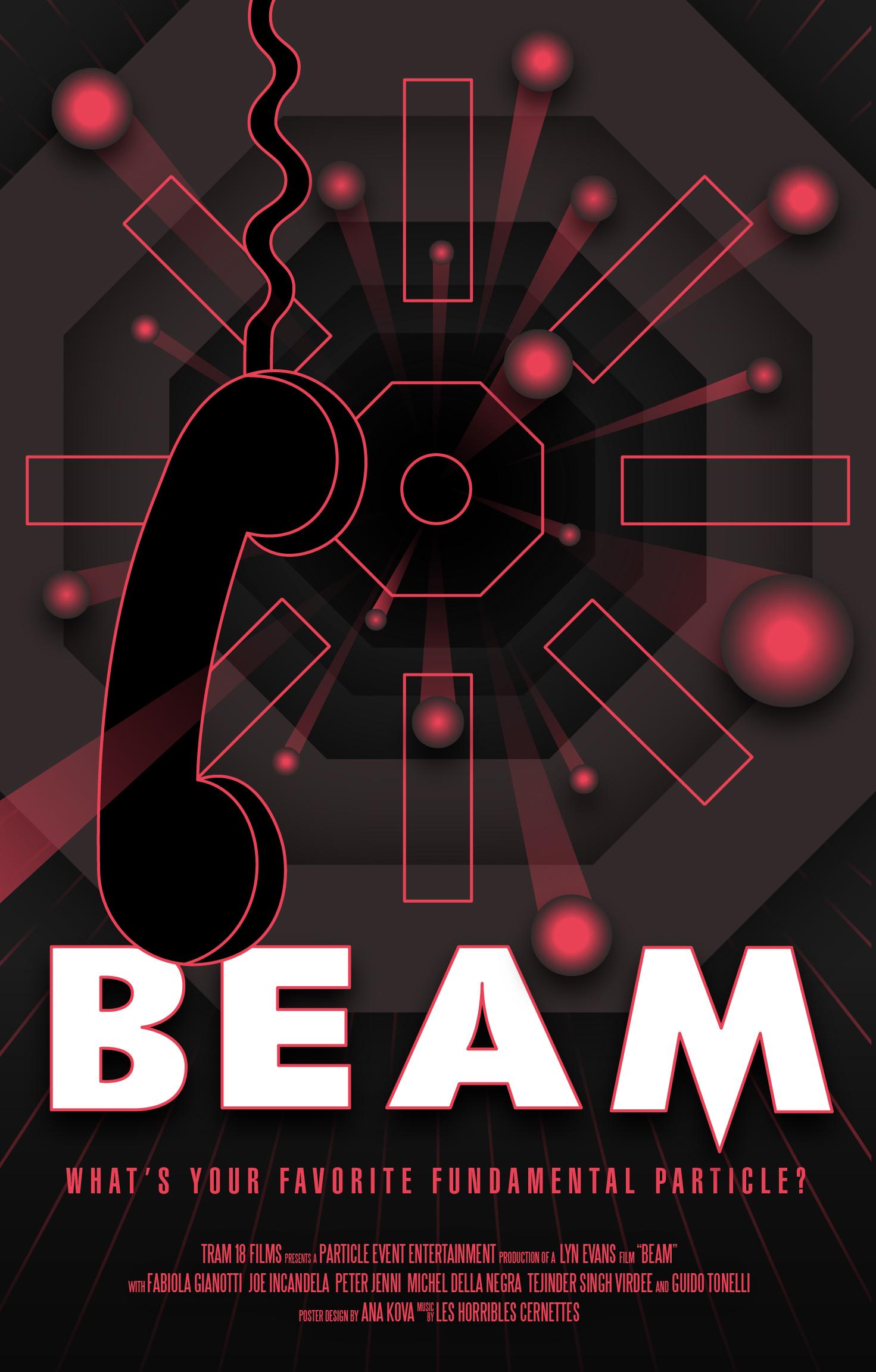 Halloween Poster: Beam