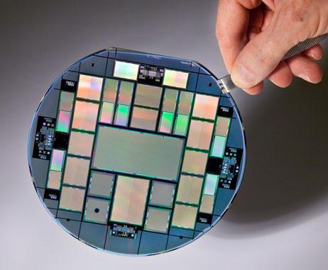 Photo of Instrumentation CCD