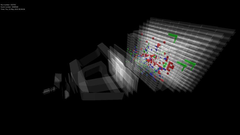 Image of LHCb 13 TeV