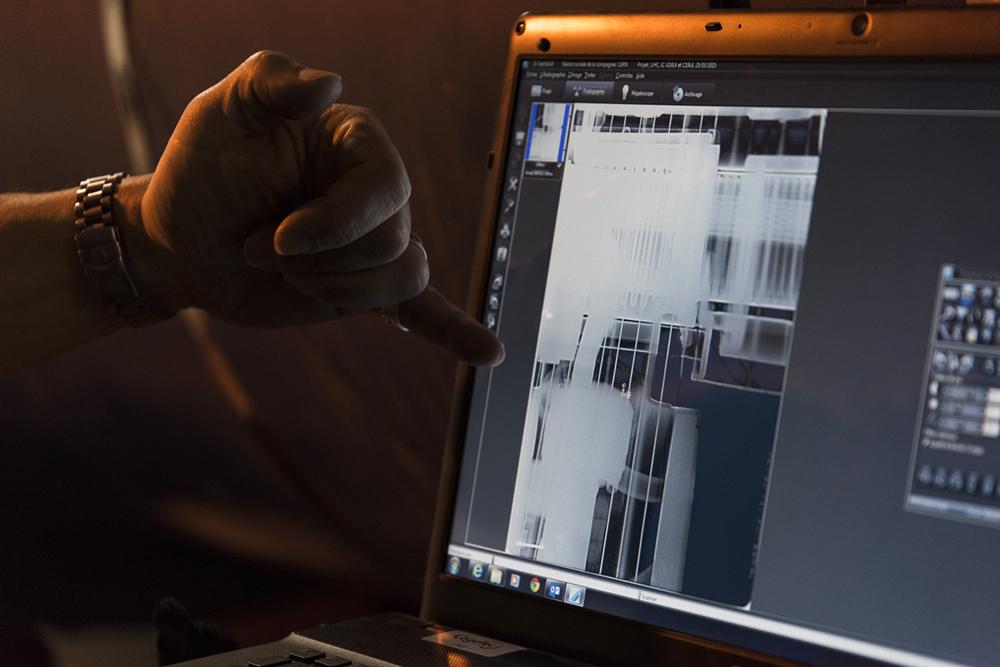 Photo of LHC X-ray 2