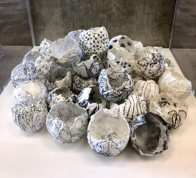 Multiverses sculpture