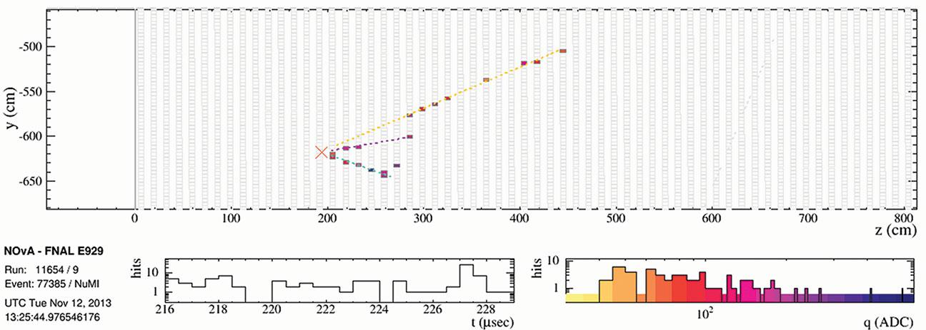 logbook: NOvA's First Neutrino_full