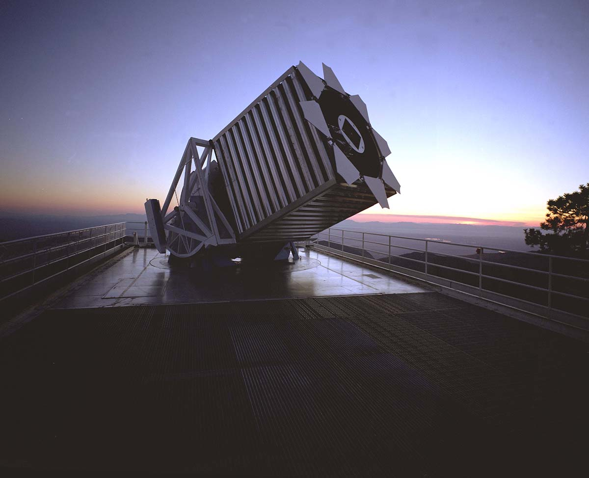 Photo of SDSS large