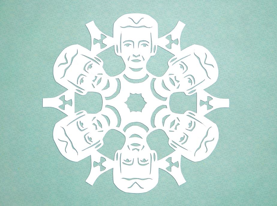 Snowflake Curie