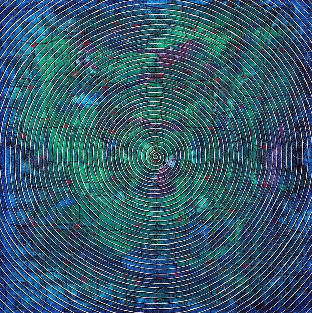 Space-Time/Field artwork