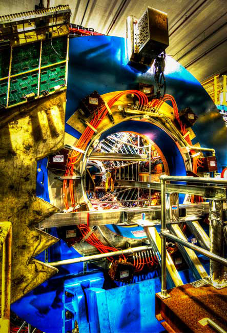 Photo of 2nd place winner, 2012 Global Particle Physics Photowalk, People's Choice
