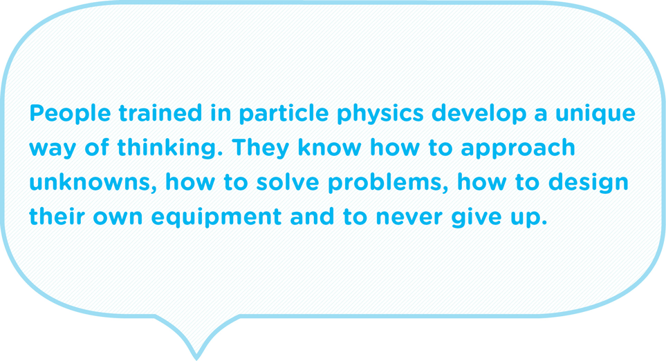 Feature: Why Particle Physics Matters 6