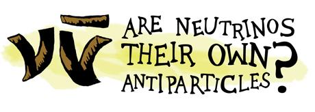 Illustration of Neutrinos: Antiparticles