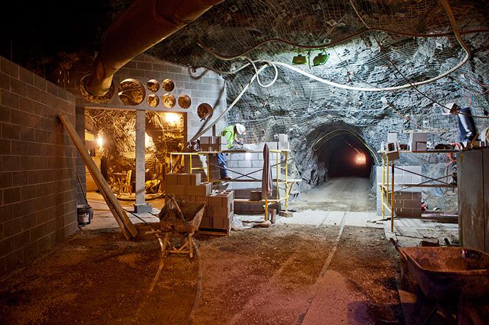 Dark Matter Search Goes Deep Underground In South Dakota
