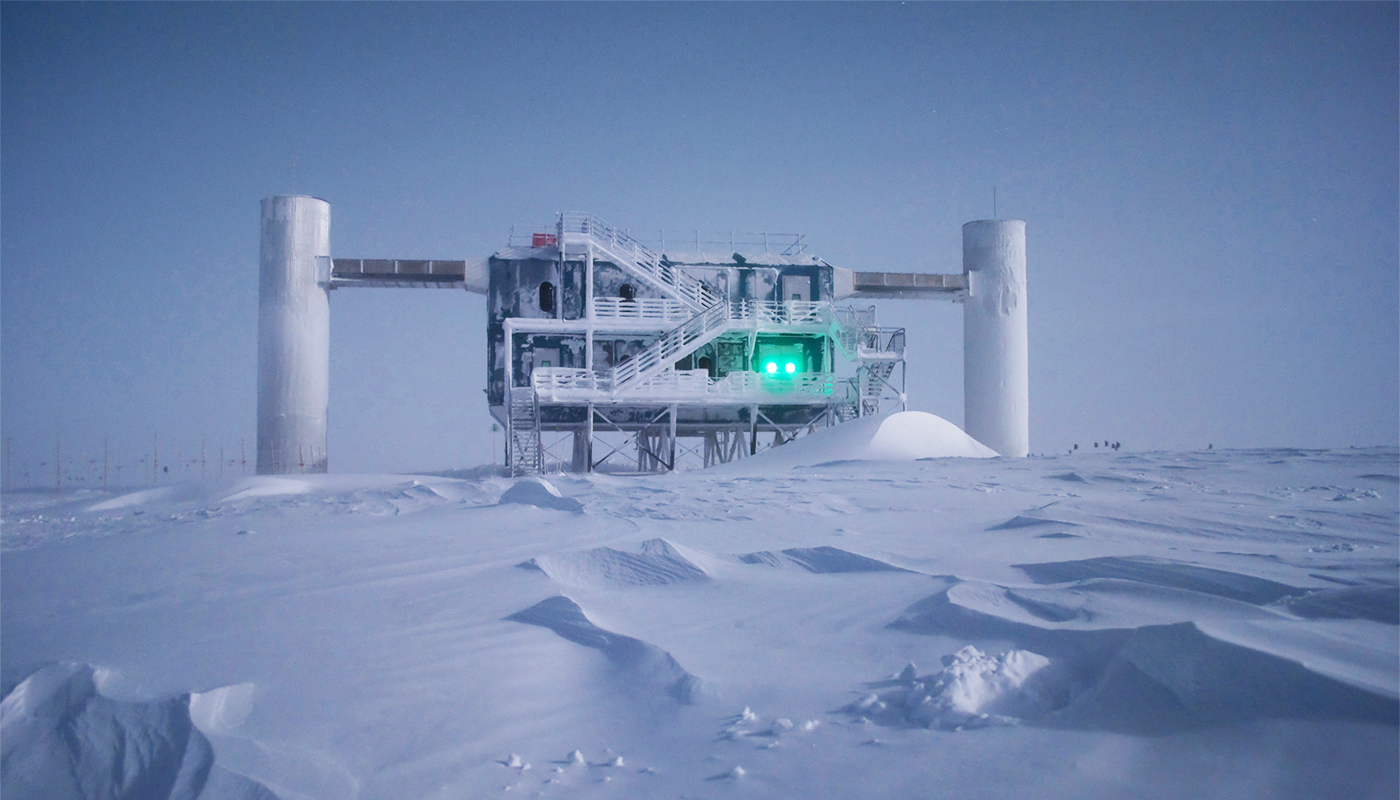 Photo of IceCube Laboratory