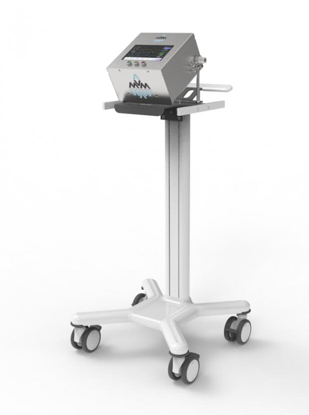 MVM on cart