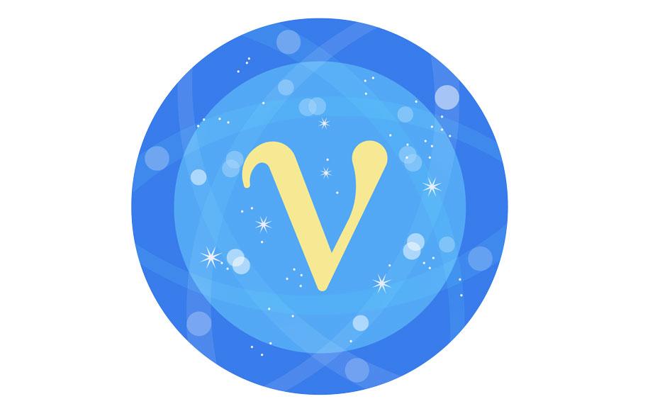 Illustration of Neutrinos cosmic