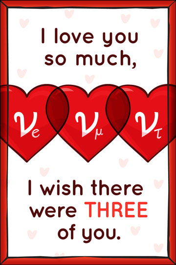 Image: Valentine-Neutrino