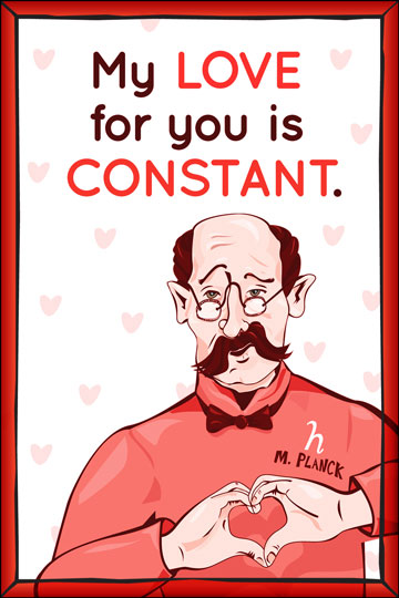 Physics Valentines