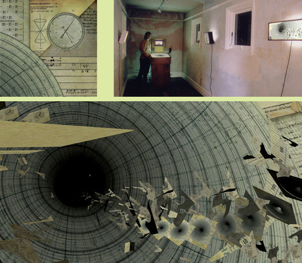 Hyper Collider, Smolin Multiverse Vortex