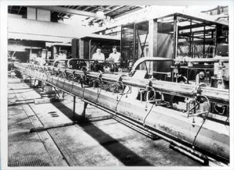 Mark III accelerator