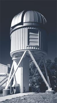 .5 meter photometric telescope dome