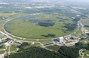 Fermilab's Tevatron collider