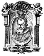 Portrait of Galileo, The Assayer