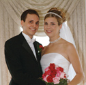 Leah Welty-Rieger and Jason Rieger
