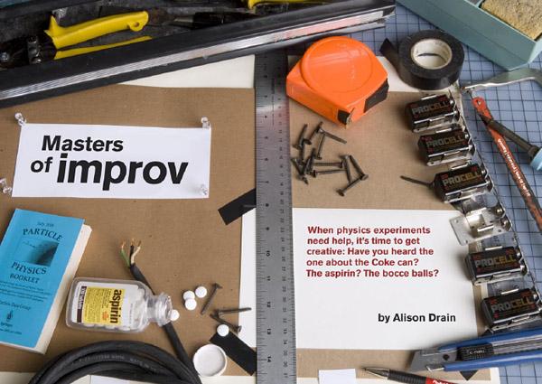 Masters of Improv