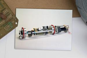 An improvised grinder