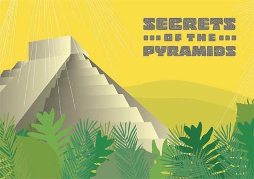sketch - Pyramids