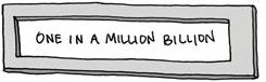 One in a Million Billion