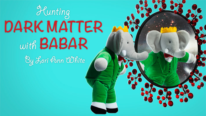 Hunting dark matter with BaBar, by Lori Ann White