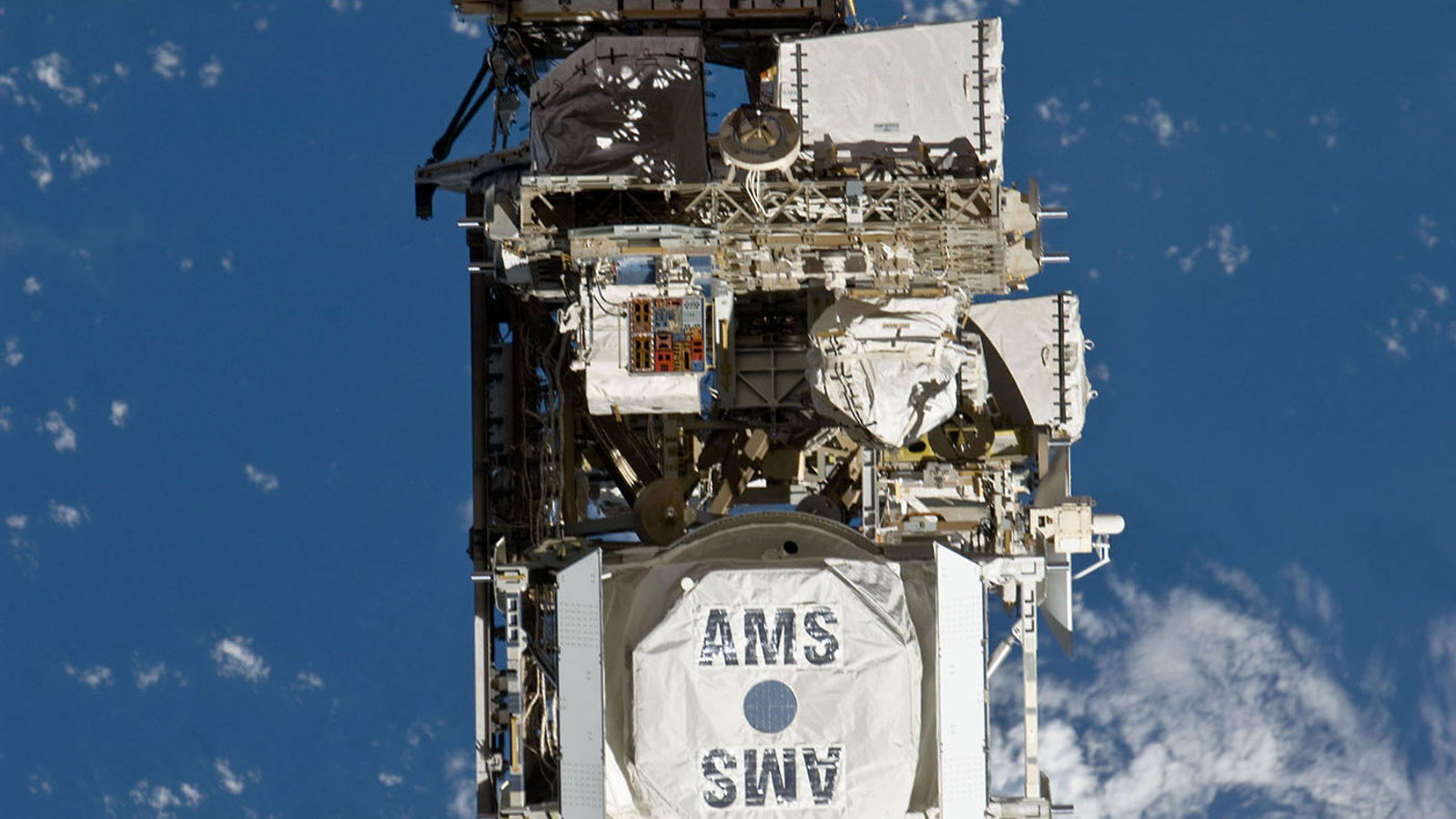 Photo of AMS space