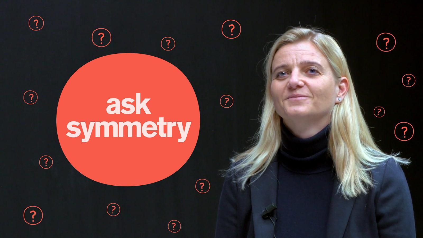 Ask Symmetry: EddaGschwendtner