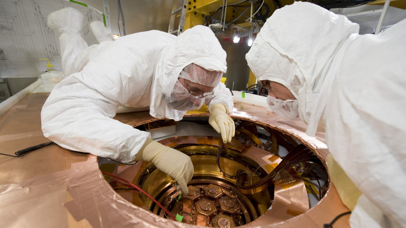 CDMS result covers new ground in search for dark matter ...