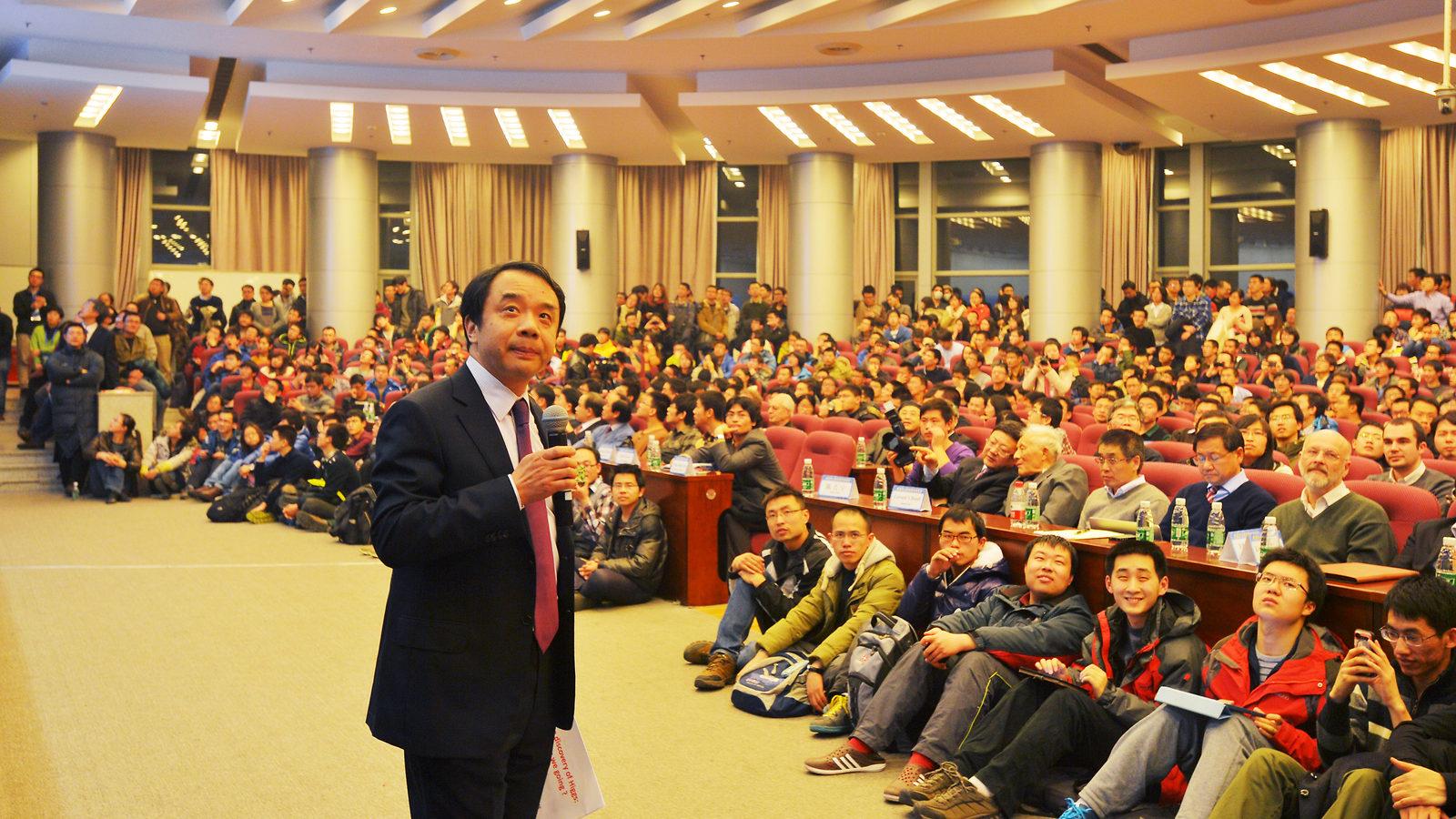 Photo of Yifang Wang