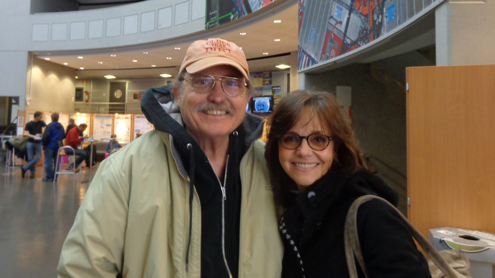 Photo: Rick and Sally Field